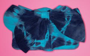 Tie Dye Clutch by Farber
