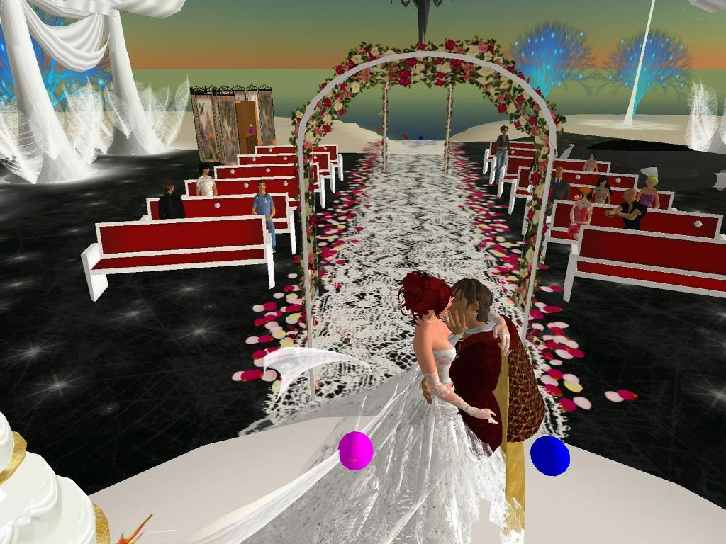 Why do people get married in virtual worlds? | D  Yvette Wohn