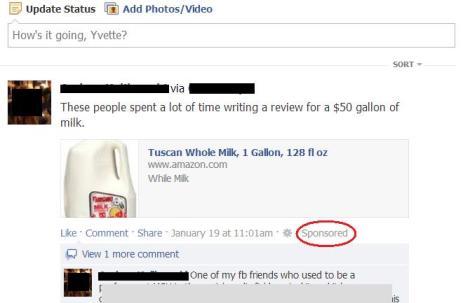 Tucson Whole Milk on Amazon