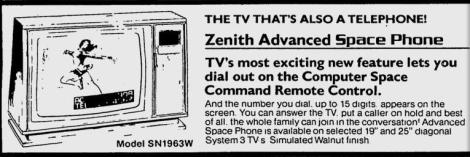 An ad in the The Evening Independent - Dec 11, 1981